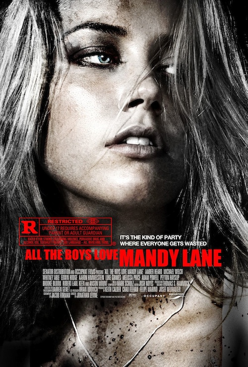 ALL THE BOYS LOVE MANDY LANE poster